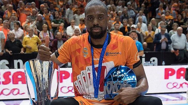 Eurocup MVP'si Will Thomas, Zenit'te