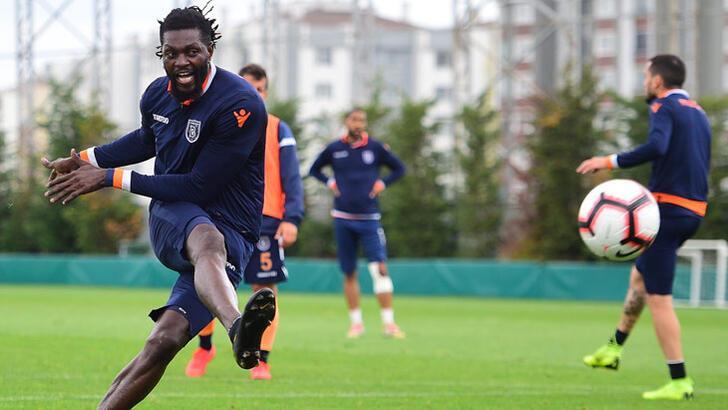 Emmanuel Adebayor, Kayserispor'a doğru...
