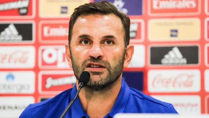 """Okan Buruk: """"Olympiakos rakibine üstünlük kurabilen bir takım değil"""""""