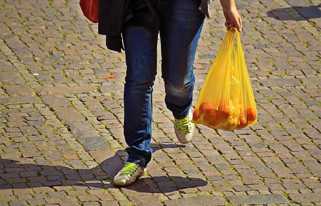 Almanya plastik poşetleri yasaklamaya hazırlanıyor