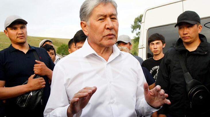 Gözaltındaki eski Kırgızistan lideri Atambayev'e darbe girişimi suçlaması