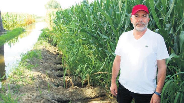 Çiftçiler, damlama sulama sistemi istiyor