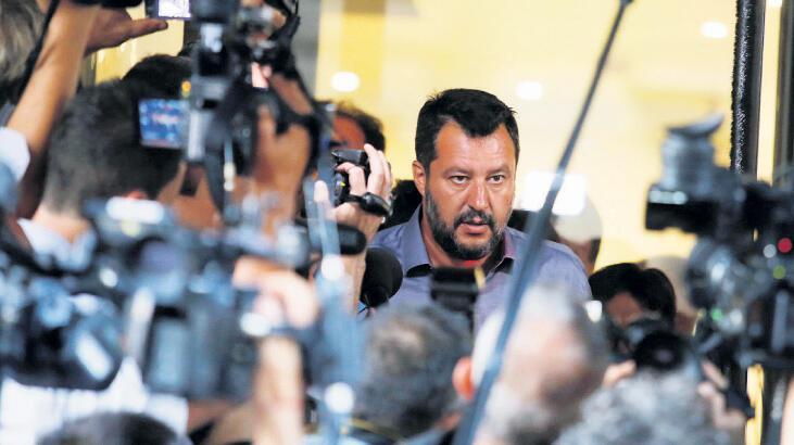 Salvini: Vazgeçmiyorum!
