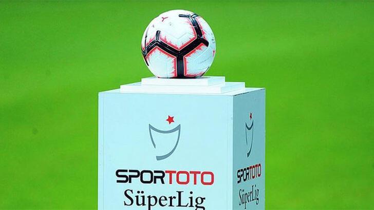 Süper Lig'de geri sayım sürüyor