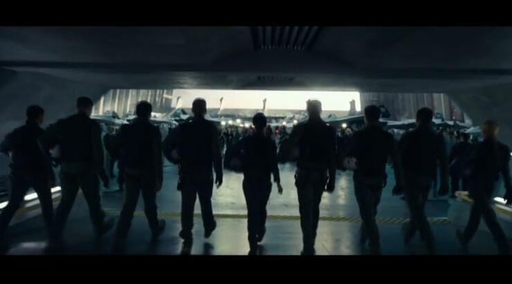 Kurtuluş Günü 2: Yeni Tehdit filminin konusu nedir?