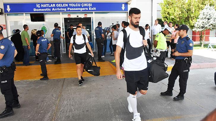 Partizan, Malatya'ya geldi