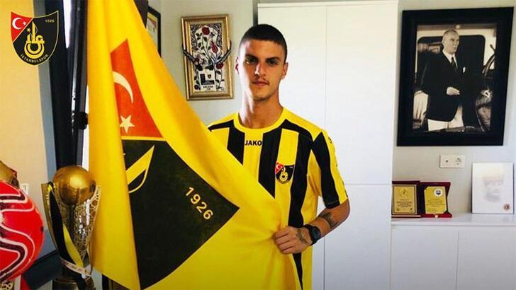 İstanbulspor, kaleci Halil Yiğit Yitmez'i transfer etti