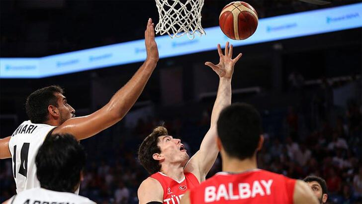 A Milli Erkek Basketbol Takımı Yunanistan yolcusu