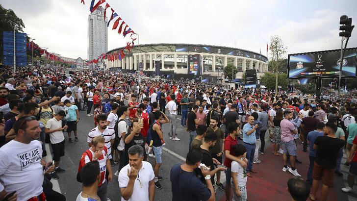 "UEFA: ""Mucizelerin kenti, İstanbul"""