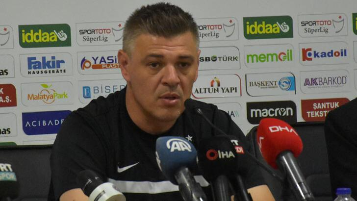 """Savo Milosevic: """"İlk maçtaki skoru kafamızdan silmemiz lazım"""""""