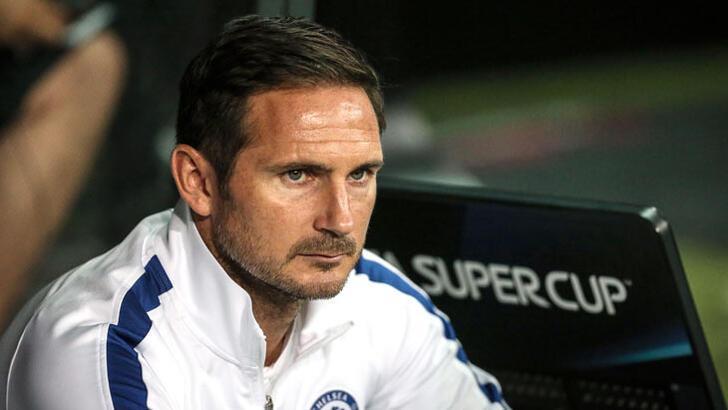 """Lampard: """"Takımımın performansıyla gurur duyuyorum"""""""