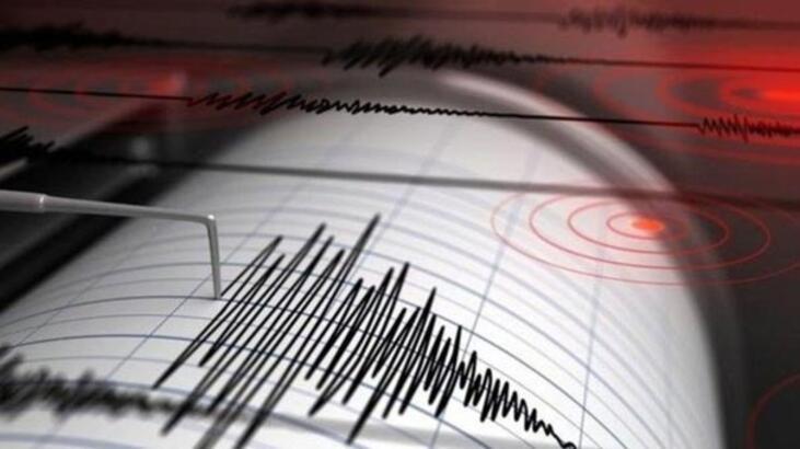 Kuşadası Körfezi'nde korkutan deprem