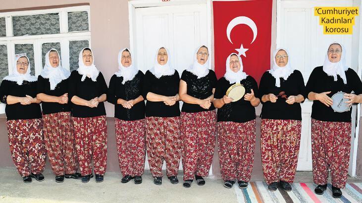 Balkan kültürü onların elinde
