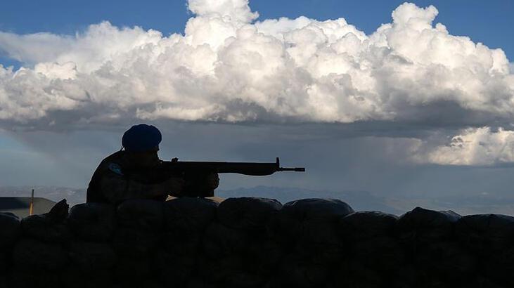 Dağlıca'da sıcak çatışma! Teröristler etkisiz hale getirildi