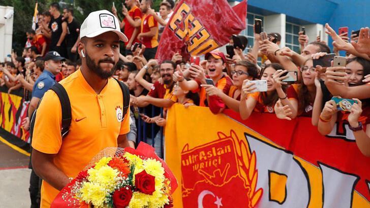 Galatasaray kafilesi Denizli'de! Fatih Terim yok...