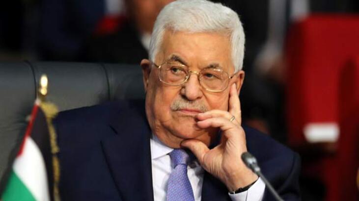 Mahmud Abbas, Boris Johnson ile telefonda görüştü