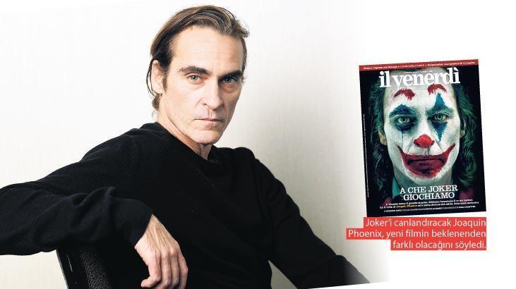 'Joker, süper kahraman filmi değil'