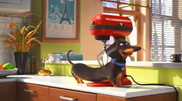 Evcil Hayvanların Gizli Yaşamı filminde hangi oyuncular seslendirme yapıyor?