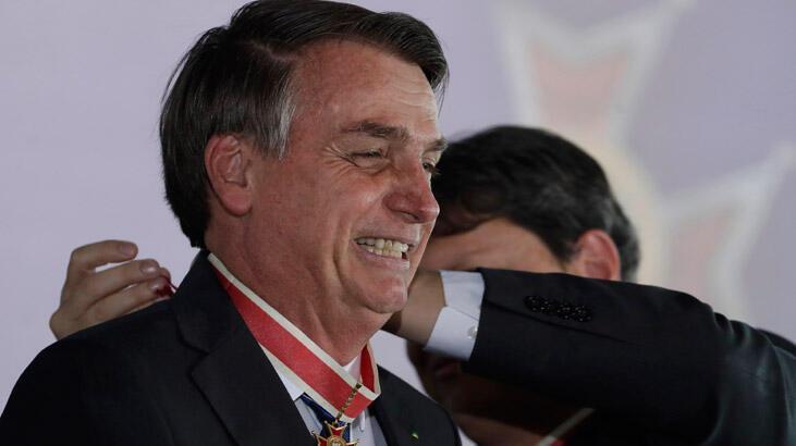 Bolsonaro Amazon'a fonları kesen Almanya ve Norveç'e sert çıktı