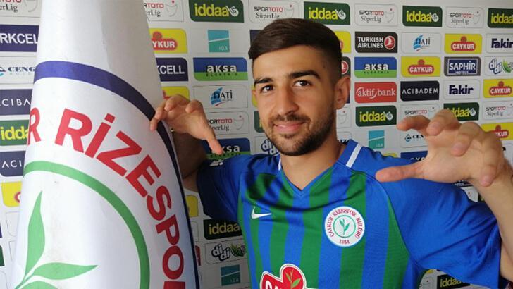 Yusuf Acer, Çaykur Rizespor'da