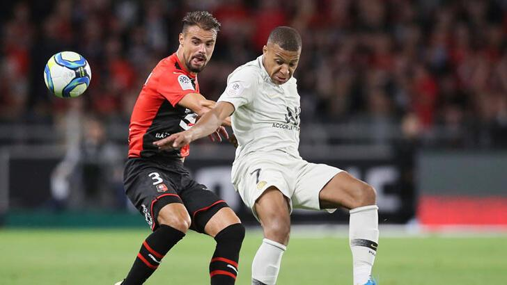 PSG, Rennes'e yenildi