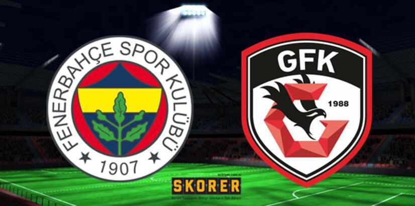 Fenerbahçe-Gazişehir Gaziantep maçı ne zaman saat kaçta hangi kanalda?