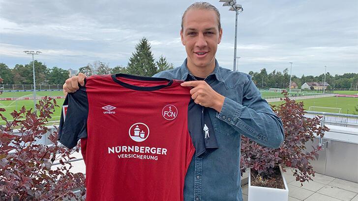 Fenerbahçe, Michael Frey'i Nürnberg'e kiraladığını açıkladı