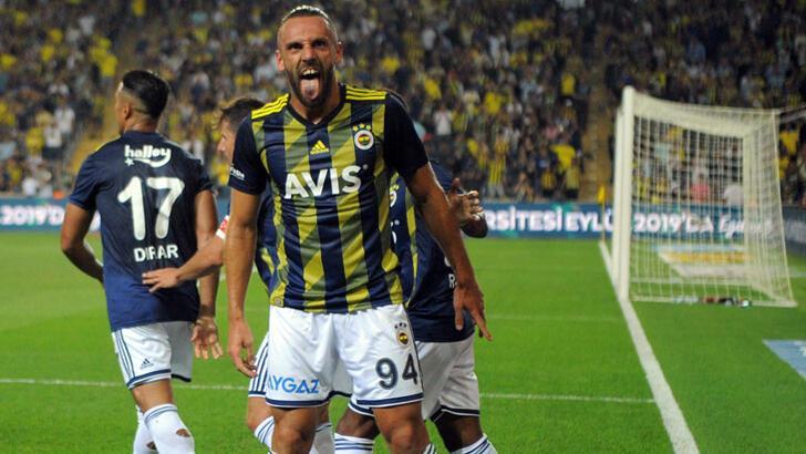 Fenerbahçe 123 hafta sonra zirvede