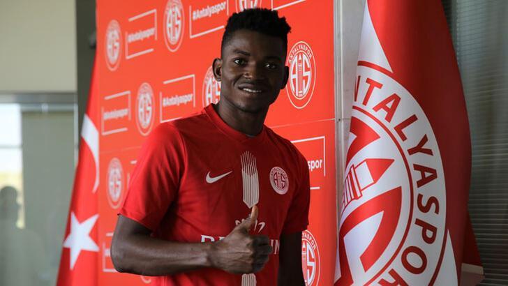 Antalyaspor, Gelson Dala'yı kiraladı!