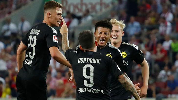 Borussia Dortmund geriden geldi!