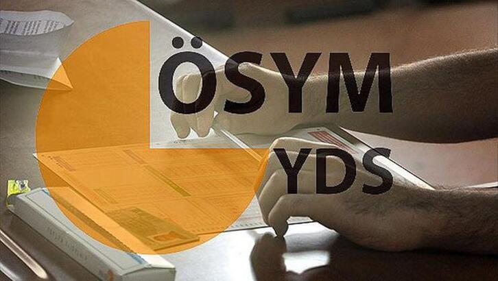 YDS/2 sınav giriş belgeleri açıklandı…