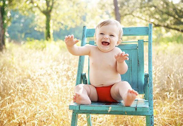 Mutlu bebek büyütmek için bu yöntemleri uygulayın