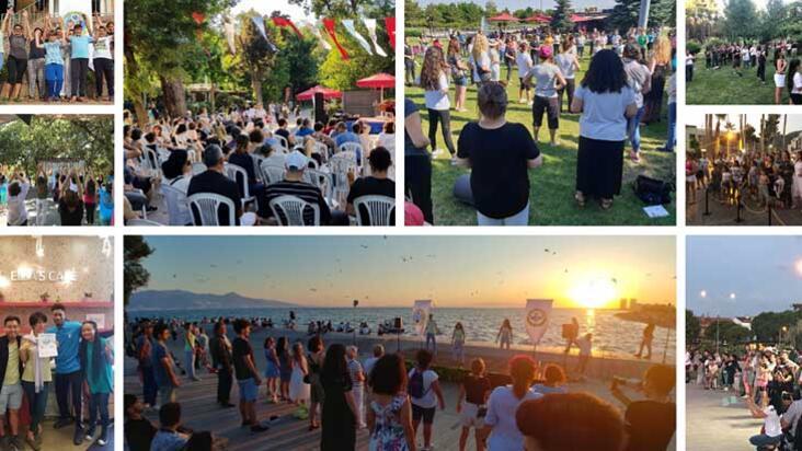 7 temmuz dünya değişim günü kutlamaları gerçekleşti