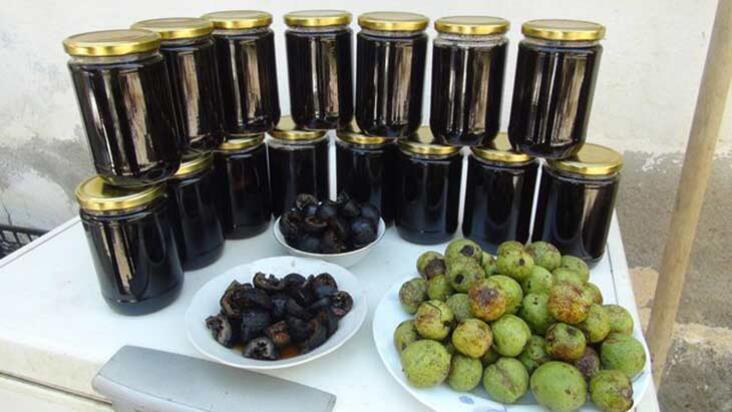 Ceviz reçelinin lezzet yolculuğu