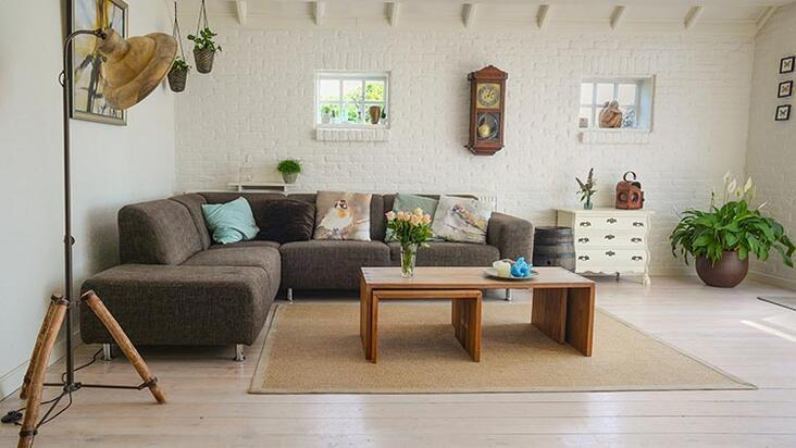 Evinizi stressiz bir alana dönüştürmek için 6 adım