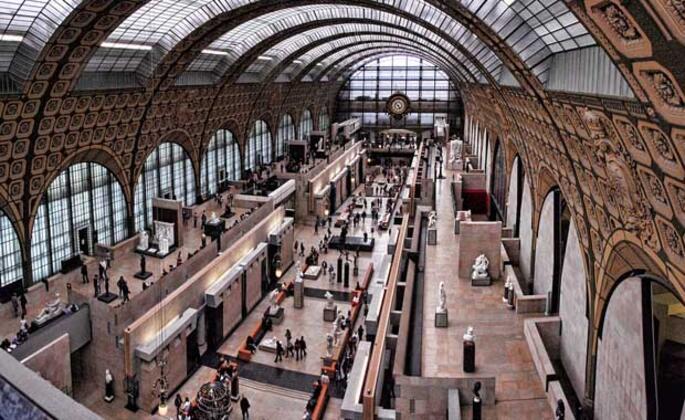 Orsay Müzesi, Paris