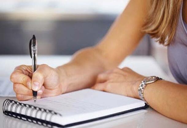 Aklınıza gelen her şeyi yazın