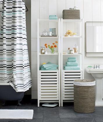 Crate and Barrel, banyolarınızın şıklığını tamamlayacak ve banyolarınıza düzen getirecek alternatifleri bir arada sunuyor.Banyolarınız için dolaplar…