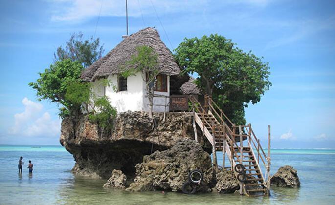 The Rock, Tanzanya