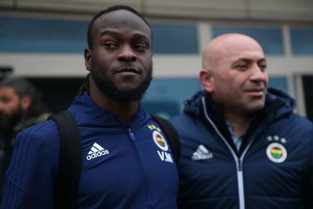 Fenerbahçe'nin devre arasında Chelsea'den kiraladığı Victor Moses için flaş bir tepki geldi.(Celal Umut Eren / Skorer Dış Haberler)