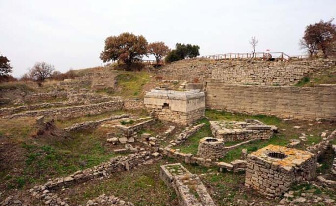 Troya, Çanakkale