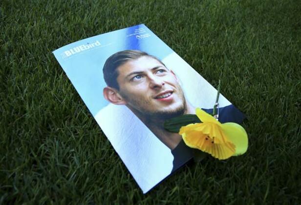 22 Ocak'ta uçağı Manş Denizi'ne düşen ve cesedi 6 Şubat'ta çıkarılan futbolcu Emiliano Sala'nın dün otopsi raporu yayınlanmıştı.(Emre Topaloğlu/Skorer Dış Haberler)