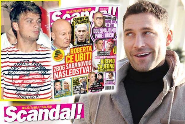 Sırbistan'da Adem Ljajic ile Dusko Tosic arasında yaşanan tartışma skandal olarak yayınlandı. (Celal Umut Eren / Skorer Dış Haberler)