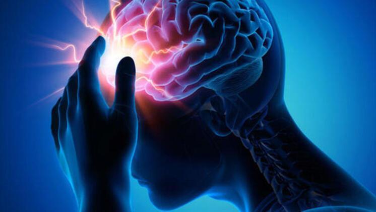 Beyin fonksiyonları kısa bir süre bozuluyor