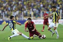 Fenerbahçe - Kayserispor maçından fotoğraflar