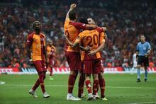 Galatasaray - Aytemiz Alanyaspor maçından fotoğraflar
