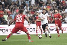 Beşiktaş - Antalyaspor maçından fotoğraflar