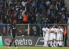 Büyükşehir Belediye Erzurumspor - Beşiktaş maçından fotoğraflar