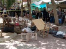 Tarsus'ta kahve baskını : 5 ölü