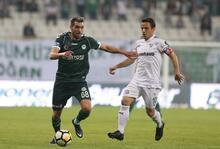 Bursaspor - Atiker Konyaspor: 2-1